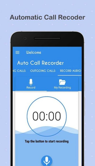 Automatic Call Recorder-screenshot