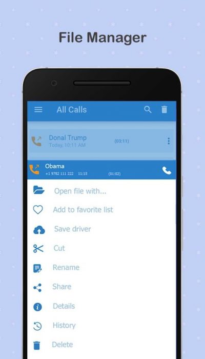 Automatic Call Recorder-screenshot2