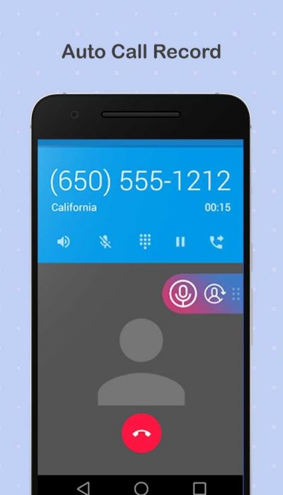 Automatic Call Recorder-screenshot4
